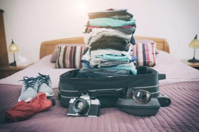 The 5 Travel Packing Hacks Everyone Needs