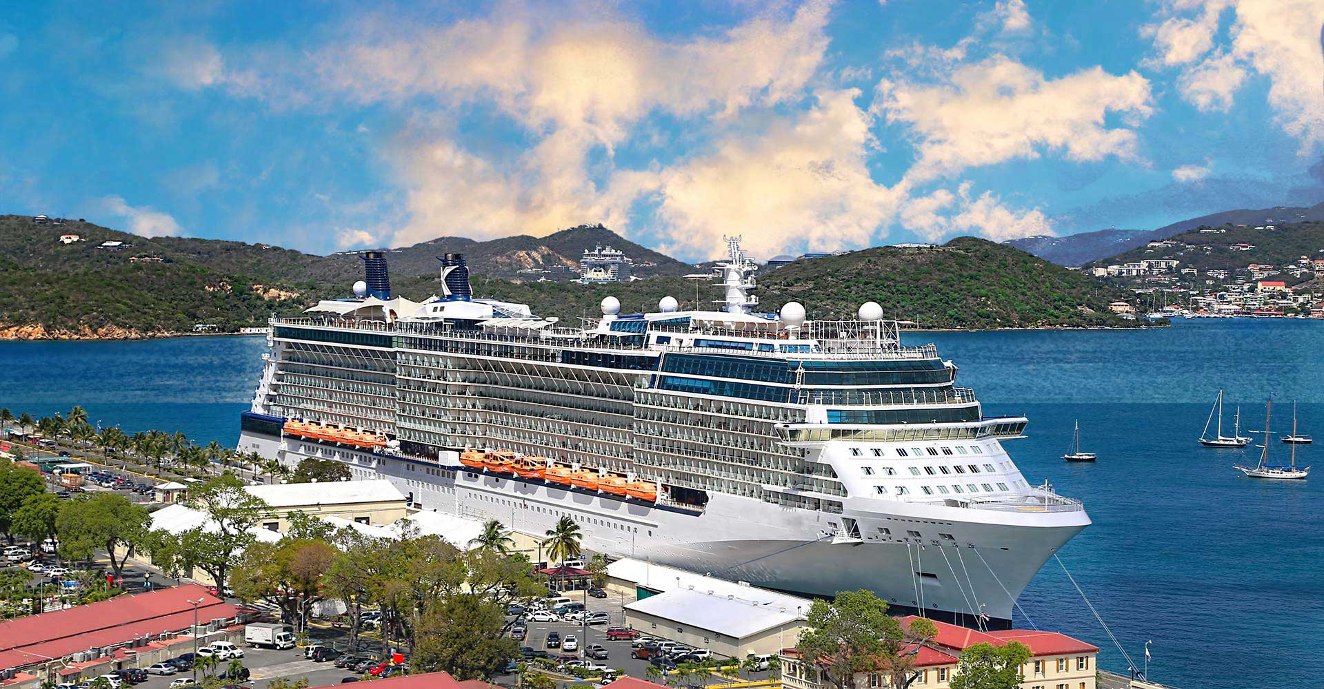 Cruise Ship Transportation